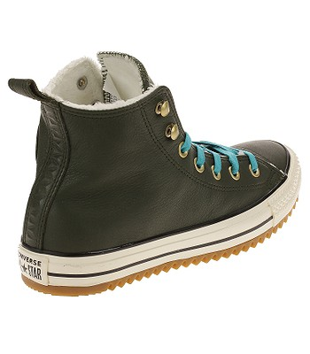 7cfd1d061ef shoes Converse Chuck Taylor All Star Hiker Hi - 162478 Utility Green Rapid  Teal