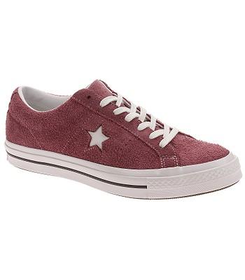 54ef75dfb08 shoes Converse One Star OX - 158370/Deep Bordeaux/White/White -  blackcomb-shop.eu