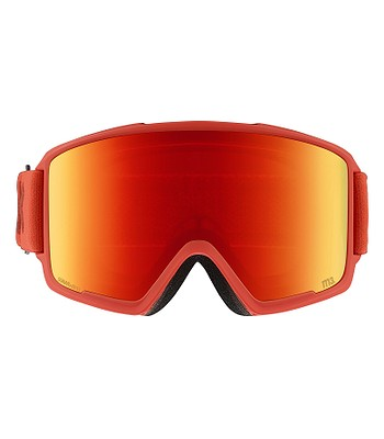 okuliare Anon M4 Cylindrical - Red Sonar Red By Zeiss - snowboard ... 4287a361b8f