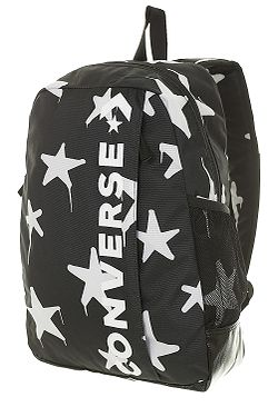 backpack Converse Speed 2.0 10009018 - A01 Converse Black White ... 8ddf88968