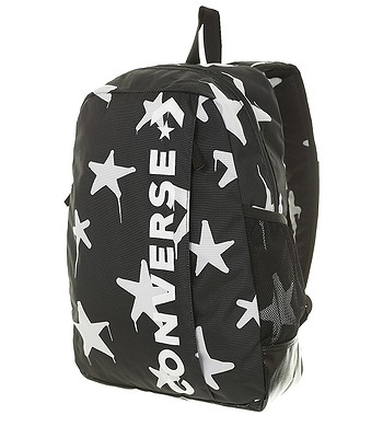 backpack Converse Speed 2.0 10009018 - A01 Converse Black White -  snowboard-online.eu d13a423454911