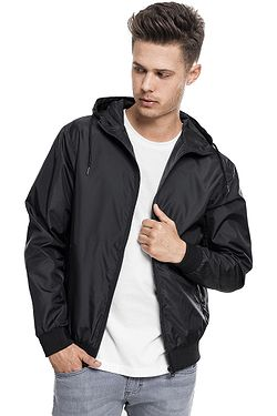 bunda Urban Classics Windbreaker TB160 - Black 597e51d825c