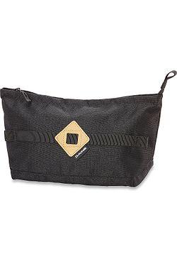 1f2f8aa279372 kozmetická taška Dakine Dopp Kit L - Black ...
