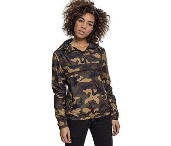 bunda Urban Classics Camo/TB2015 - Wood Camouflage