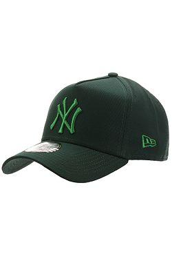 kšiltovka New Era 9FO Aframe League Essential MLB New York Yankees - Dark  Green Kelly ... 6c386e92d9b0