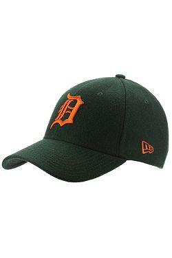 kšiltovka New Era 9FO Winter Utility Melton MLB Detroit Tigers - Dark Green Orange  ... 8bb082fc30a2