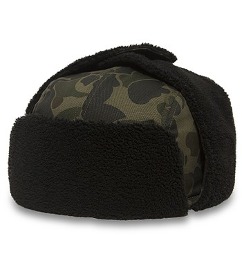 fea10d2b3db cap New Era Camo Trapper - Midnight Camo - men´s - snowboard ...