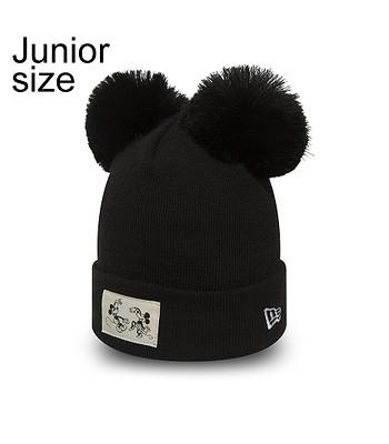 nowe przyloty super słodki w magazynie czapka dziecięca New Era Disney Cuff Minnie Mouse Youth ...