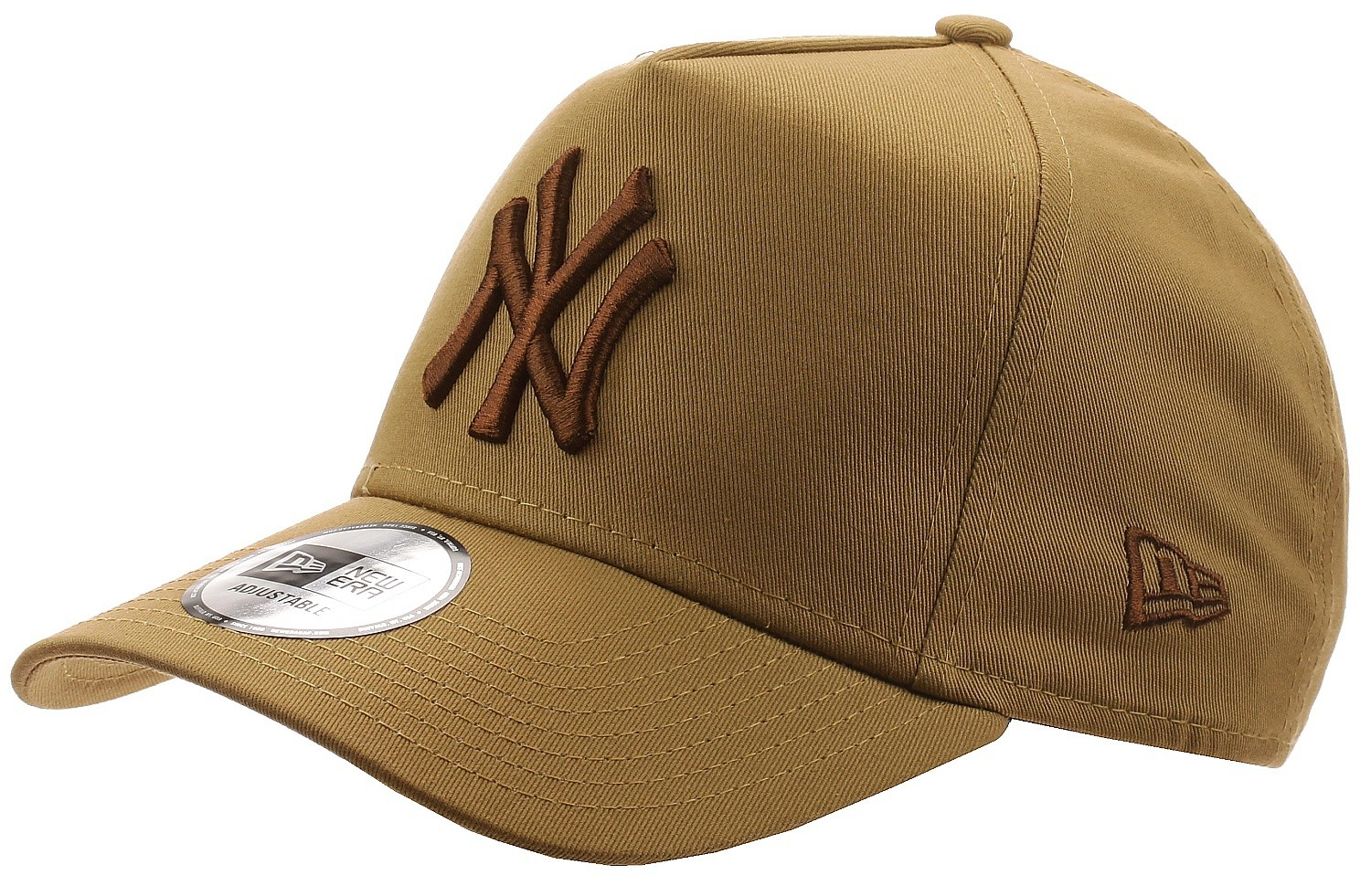 new concept 84e2f ebc1f ... release date cap new era 9fo aframe league essential mlb new york  yankees wheat brown mens