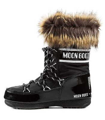 topánky Tecnica Moon Boot W.E. Monaco Low - Black. Na sklade -20%Doprava  zadarmo 5d4db8292f3