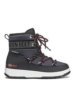 e0028bbc45 topánky Tecnica Moon Boot We Mid - Black Castlerock