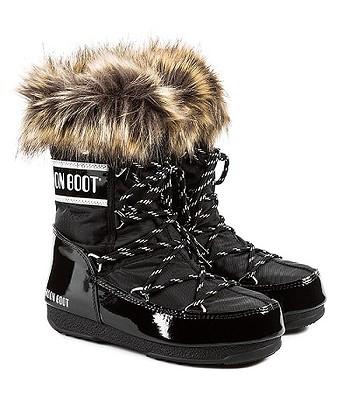 4663938507 boty Tecnica Moon Boot W.E. Monaco Low - Black. SKLADEM -20%Doprava zdarma