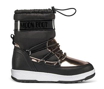 boty Tecnica Moon Boot We Soft - Black/Copper