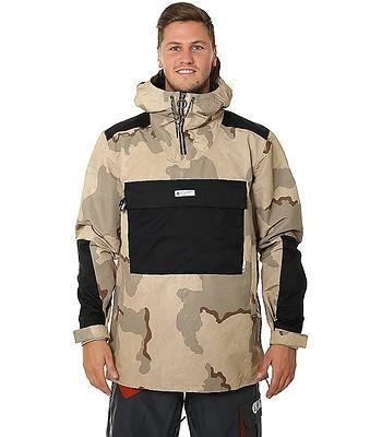 c51537ee0 jacket DC Rampart - CJZ6/Incense Dcu Camo Men - men´s - snowboard-online.eu