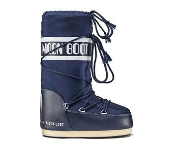 boty Tecnica Moon Boot Nylon - Blue