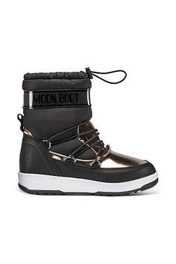 shoes Tecnica Moon Boot We Soft - Black/Copper - women´s