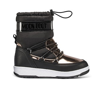 boty Tecnica Moon Boot Soft WP - Black/Copper