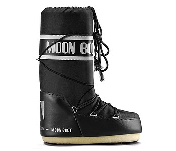 boty Tecnica Moon Boot Nylon - Black