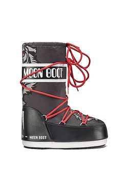 d6bf2438b4 boty Tecnica Moon Boot Tiger - Black Anthracite
