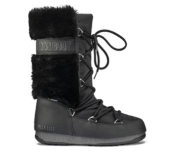 355432a831 boty Tecnica Moon Boot W.E. Monaco Fur - Black - boty-boty.cz ...