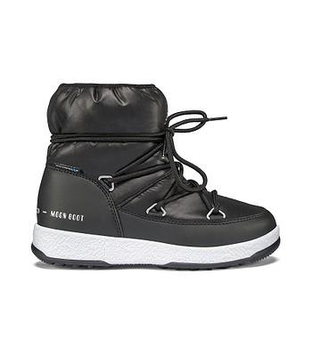 detské topánky Tecnica Moon Boot We Low Nylon - Black  7335f367820