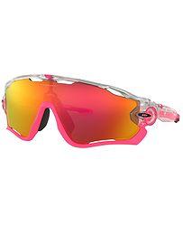 okuliare Oakley Jawbreaker Crystal Pop - Matte Clear Prizm Ruby 7c906f4c9c1