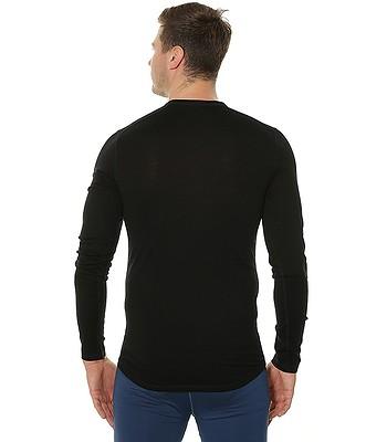 b091bc9169a0 tričko Husky Merino LS - Black