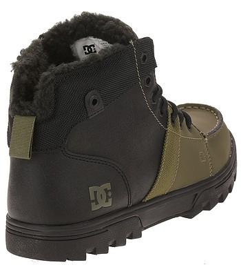 boty DC Woodland - BO0 Black Olive. Produkt již není dostupný. d1042f4607