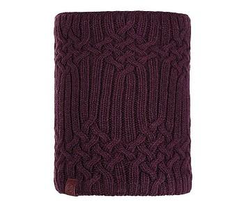 nákrčník Buff Knitted And Polar Helle - 117874/Wine