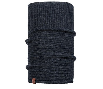 nákrčník Buff Knitted Comfort Biorn - 117928/Dark Denim