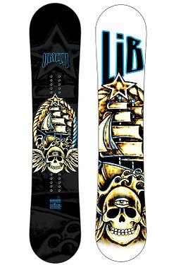85d48a27137 snowboard Lib Technologies Banana Blaster BTX - Assorted