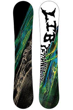 156ed6031 snowboard Lib Technologies Banana Magic FP C2 Wide - Assorted