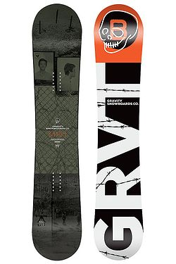 ffed8e9c070 snowboard Gravity Bandit - No Color