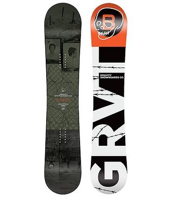 ec89079c31 snowboard Gravity Bandit - No Color - men´s - snowboard-online.eu