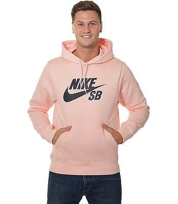 letal Dentro Dinámica  sweatshirt Nike SB Icon Essential Pullover - 646/Storm Pink/Obsidian - men´s  - snowboard-online.eu