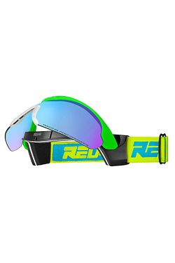 ... okuliare Relax Cross - HTG34J Matte Neon Green Brown Bronze Ocean Platin 85a389a61c5