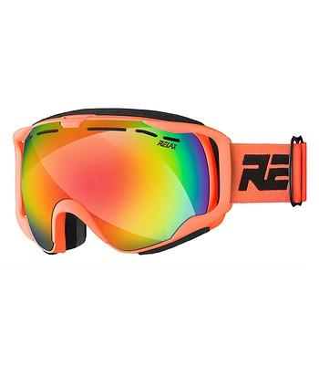 okuliare Relax Hornet - HTG57D Matte Neon Red Brown Bronze Inferno Plati f88d10375bd