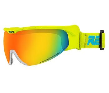 okuliare Relax Nordic - HTG27E Matte Neon Yellow Brown Bronze Inferno 2b0ccca4dc1