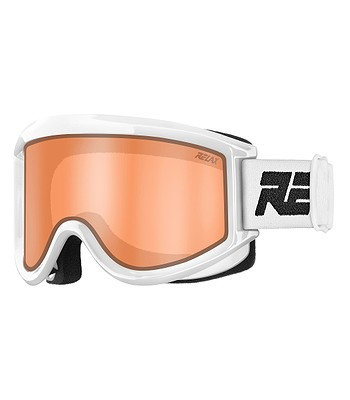 okuliare Relax Base - HTG64A Shiny White Orange Lunar - snowboard ... 6e70c28dc63