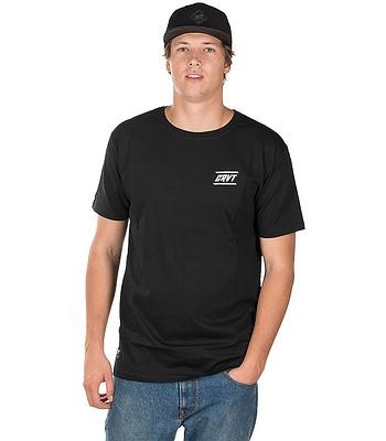 tričko Gravity Empatic - Black - snowboard-online.sk c71e9e15ee7