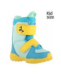 detské topánky Beany Joker - Mint Blue Yellow 80c34479906