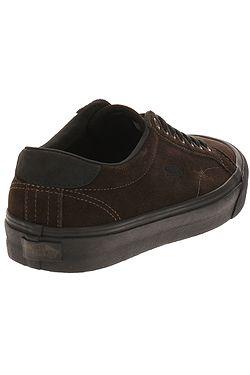 ... topánky Vans Court Icon - Suede Demitasse Black 06461bf4fd6