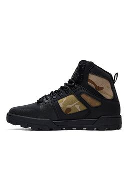 ... shoes DC Pure High -Top WR - BLO Black Camo - men´s e3a1b32cc3