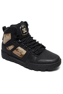 shoes DC Pure High -Top WR - BLO Black Camo - men´s ... 09abc7bc44