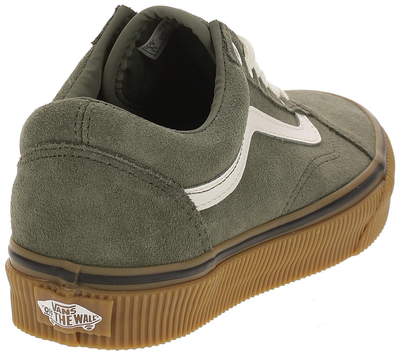 shoes Vans Old Skool - Suede/Dusty