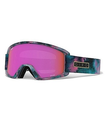 okuliare Giro Dylan - Bleached Out Amber Pink Yellow - snowboard ... 9e48d9e490f