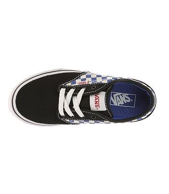 e63dbd045 detské topánky Vans Atwood - Checkerboard/Black/Blue. Na sklade ‐ 18. 7. u  teba doma -20%