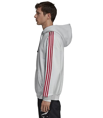 mikina adidas Originals 3 Stripes Hoody - Clear Gray - snowboard-online.sk 1e90f968141