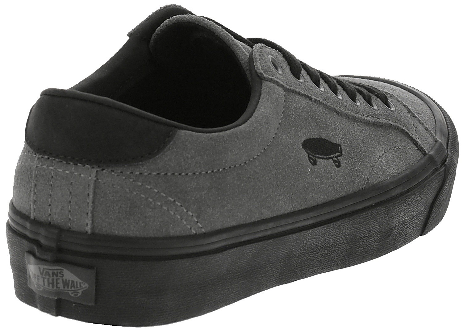 shoes Vans Court Icon - Suede/Pewter
