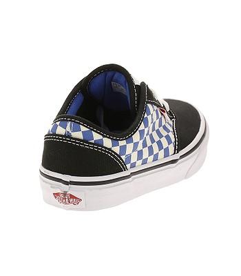 85195ddbb detské topánky Vans Atwood - Checkerboard/Black/Blue - snowboard-online.sk